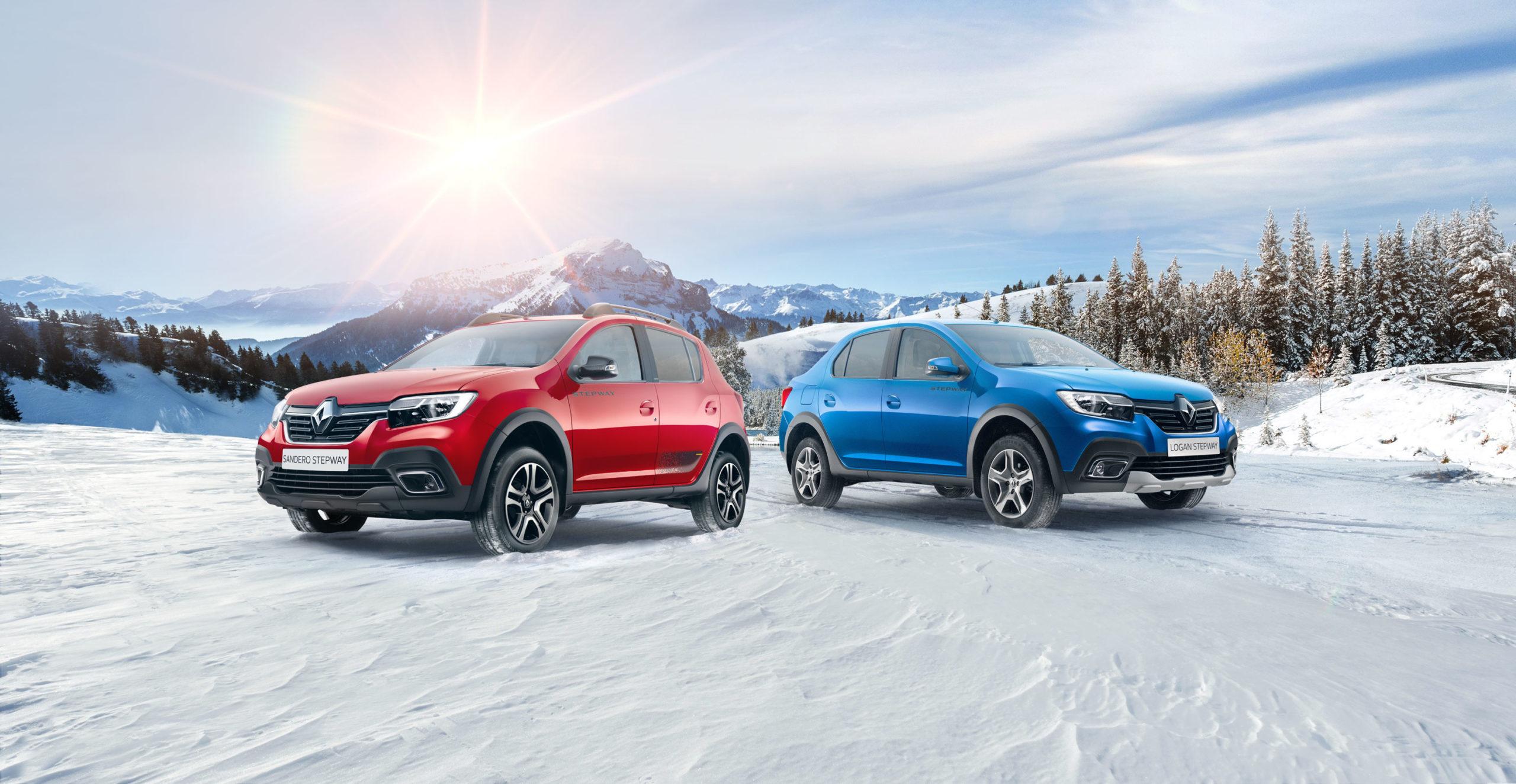 Renault готовит обновление Logan и Sandero для России