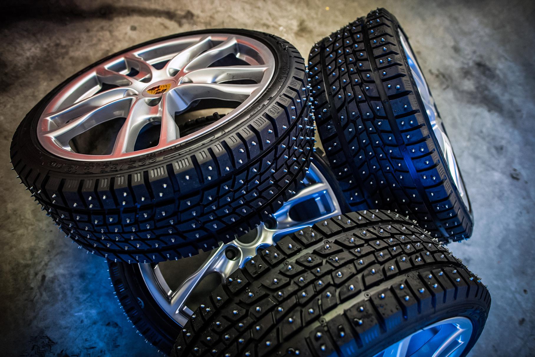 В Госдуме обсудили запрет шипованных шин