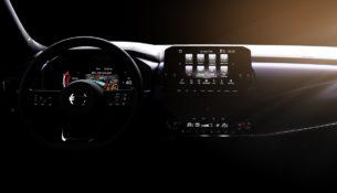 Появились фото интерьера нового Nissan Qashqai