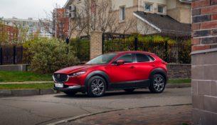 Что нужно знать о новой Mazda CX-30