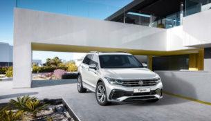 Новый VW Tiguan: российские цены и комплектации