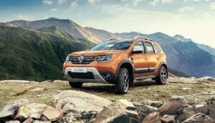 Объявлена дата премьеры нового Renault Duster в России