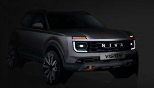 АВТОВАЗ показал новый концепт Niva Vision