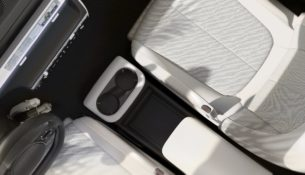 Hyundai показала салон электрокара Ioniq 5