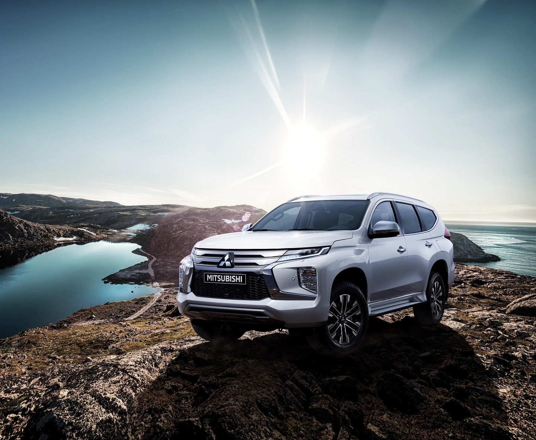 Новый Pajero Sport: Mitsubishi раскрывает подробности
