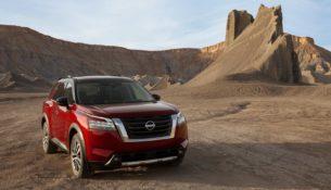 Новый Nissan Pathfinder появится в России
