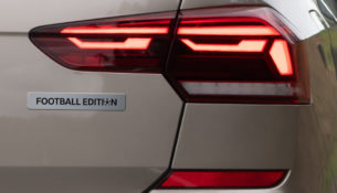 VW Polo получит спецверсию Football Edition