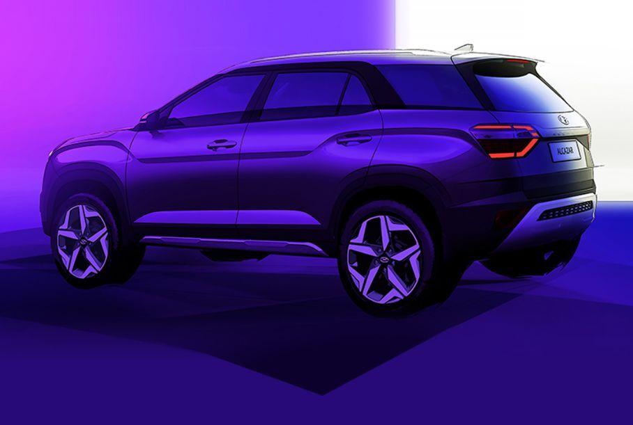 Hyundai показала семиместную Creta