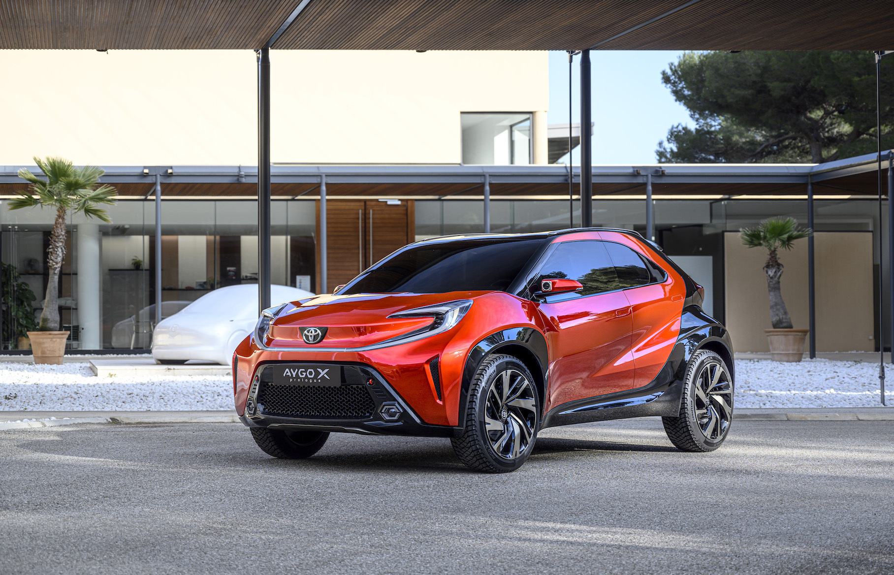 Toyota представила концепт нового Aygo