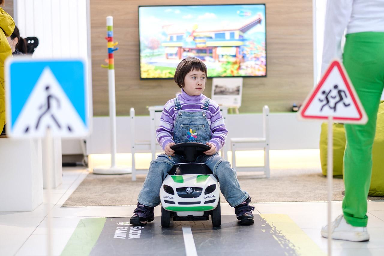 Авто Премиум организовал экскурсии в своих автоцентрах