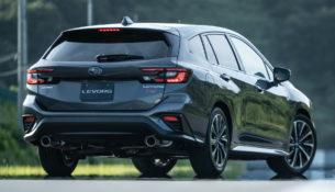 Subaru готовит универсал с турбомотором