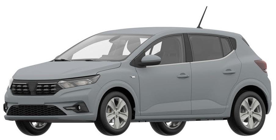 В базе Роспатента появился новый Renault