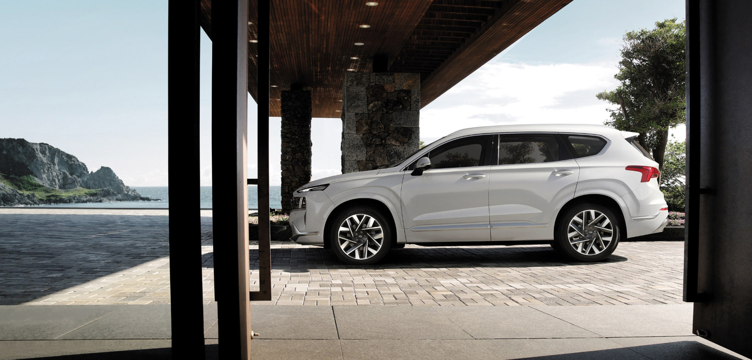 Hyundai выпускает спецверсию Santa Fe