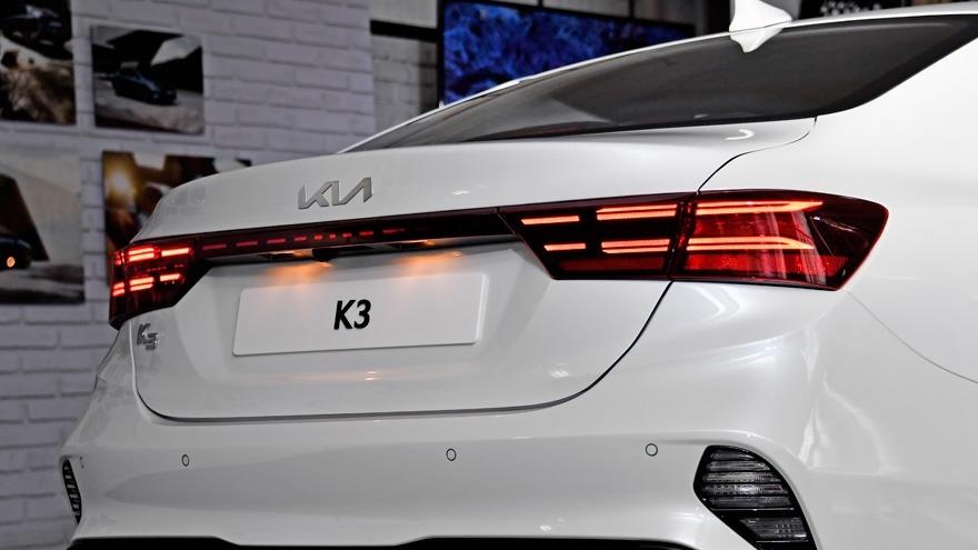 Kia представила в Корее обновленный Cerato