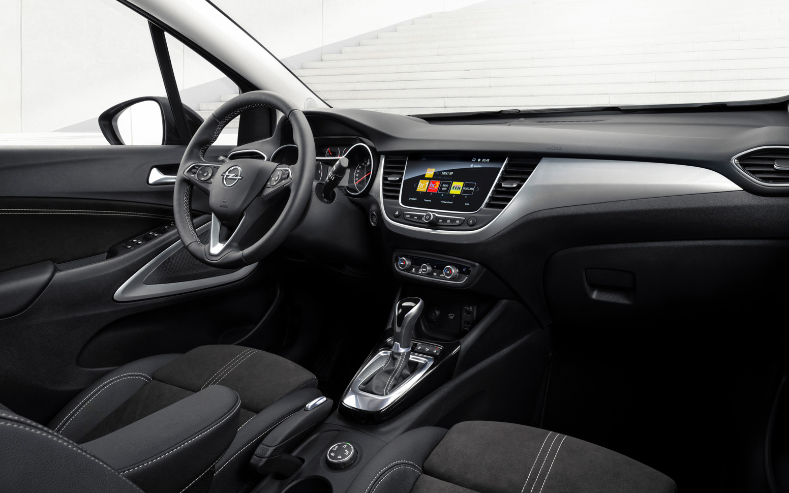 Opel раскрыл российские цены на Crossland