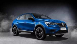 Renault Arkana получил новую топовую комплектацию