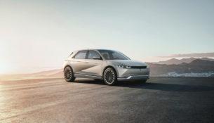 Электрический кроссовер от Hyundai появится в России в 2022 году