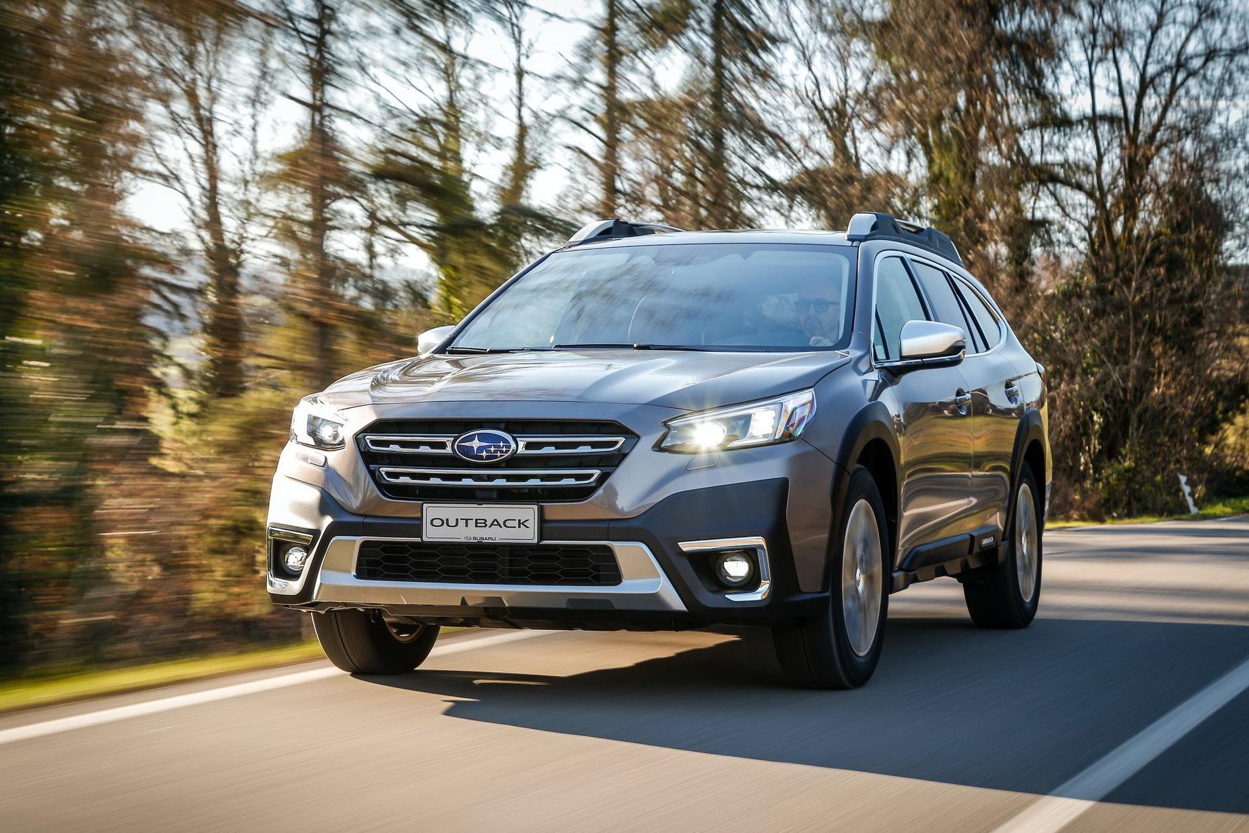 Subaru привезет в Россию две новинки
