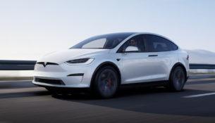 Илон Маск анонсировал появление Tesla в России