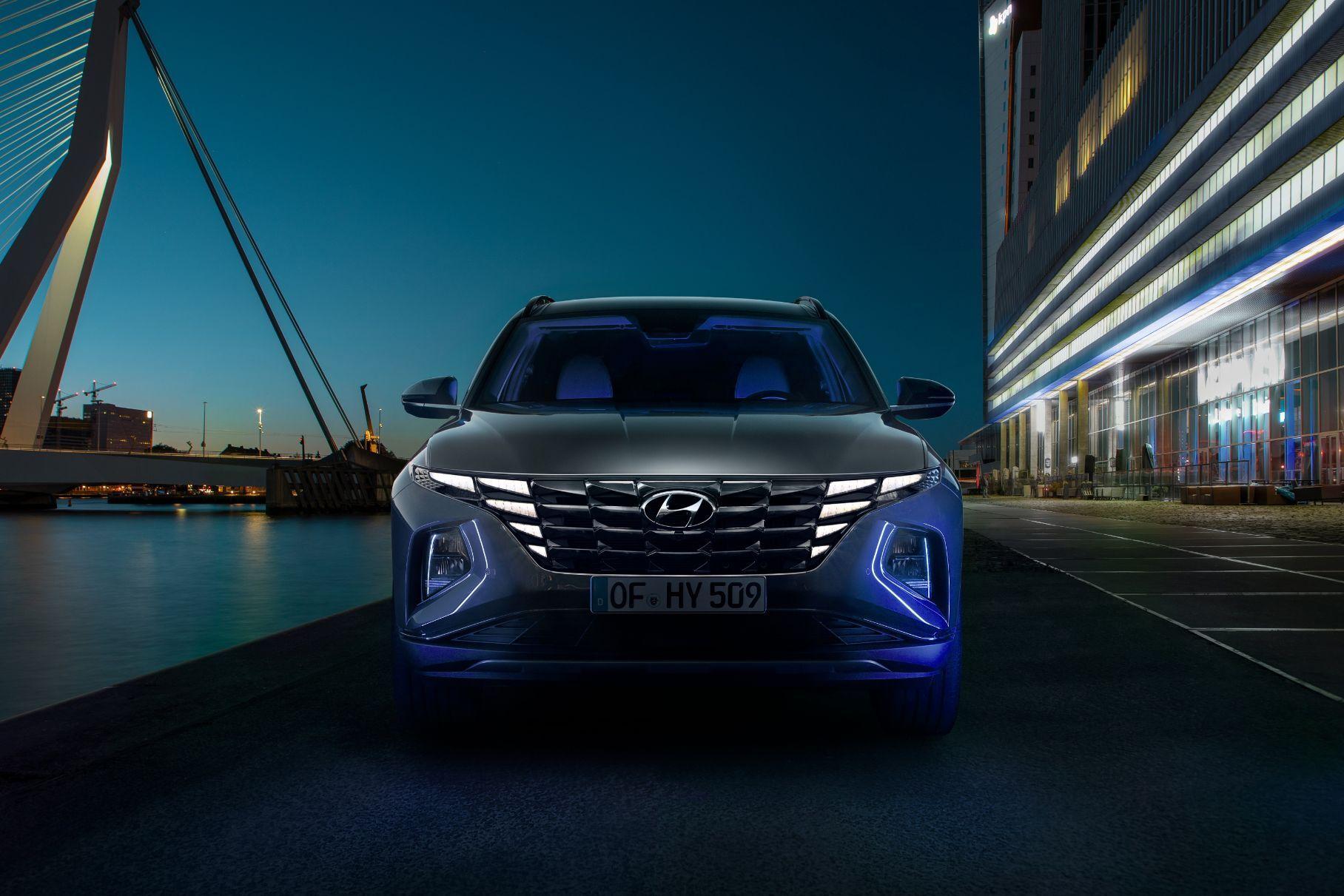 Новый Hyundai Tuscon получил ОТТС