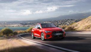 Audi объявила российские цены на новые S3