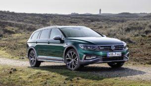 VW привезет в Россию обновленный Passat Alltrack
