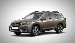 В России стал доступен новый Subaru Outback