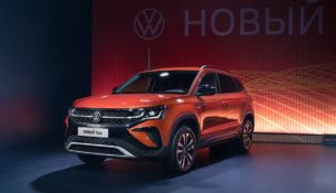 VW объявил российские цены на Taos
