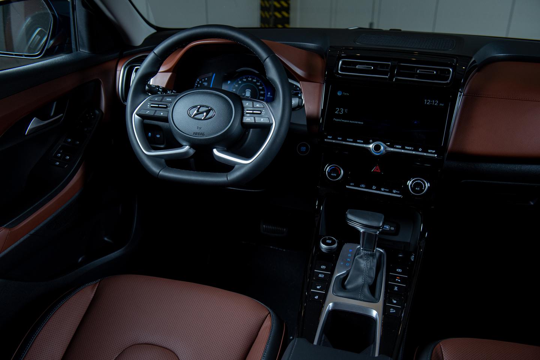Hyundai выпустит спецверсию Creta за два миллиона