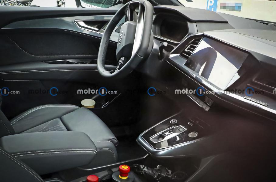Рассекречен новый электрокроссовер Audi - Q5 e-tron