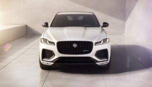 Jaguar готовит новое поколение F-Pace