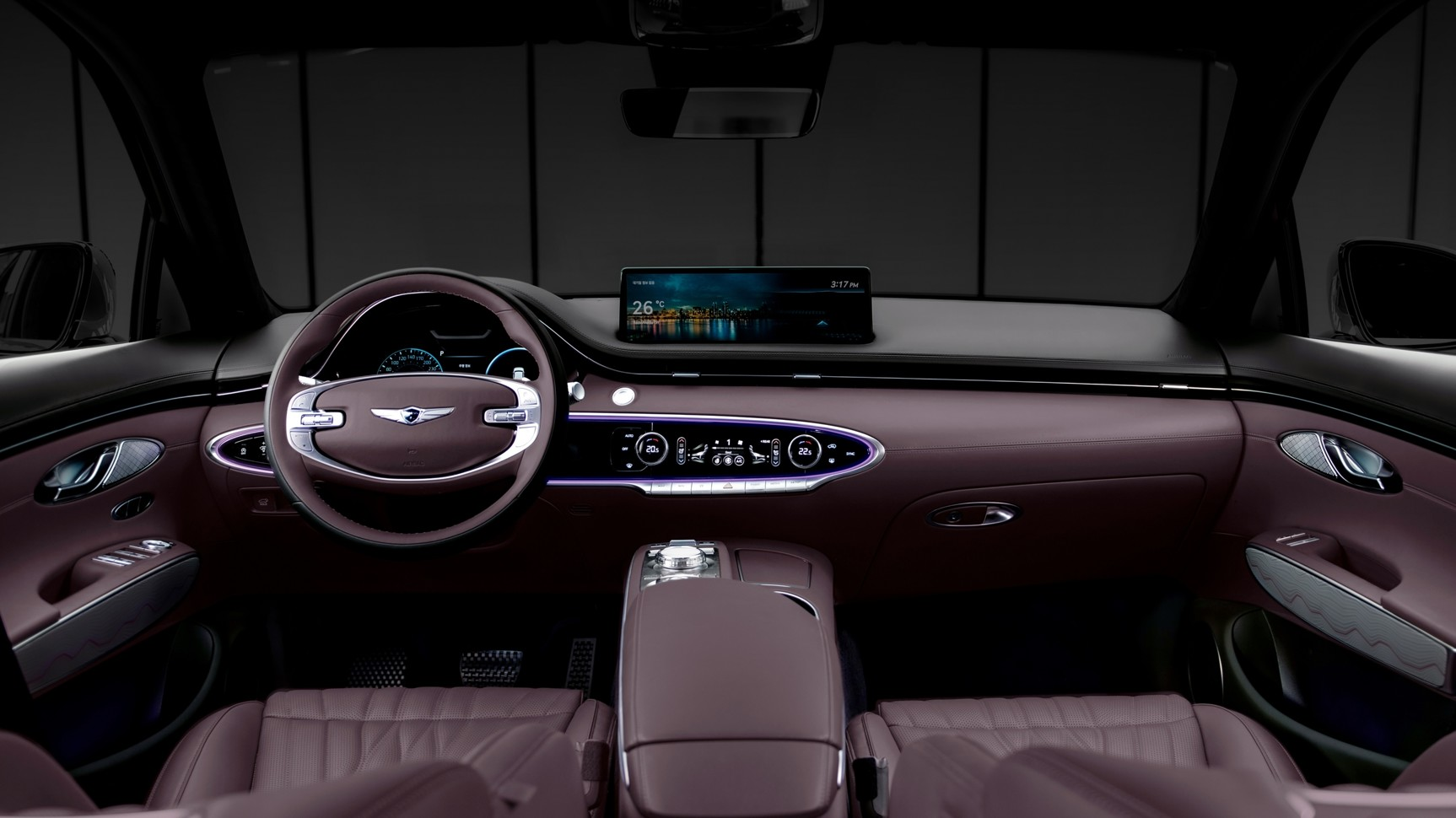 Новый Genesis GV70: объявлены российские цены и комплектации