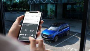 Granta с системой Lada Connect начнет продаваться до конца лета