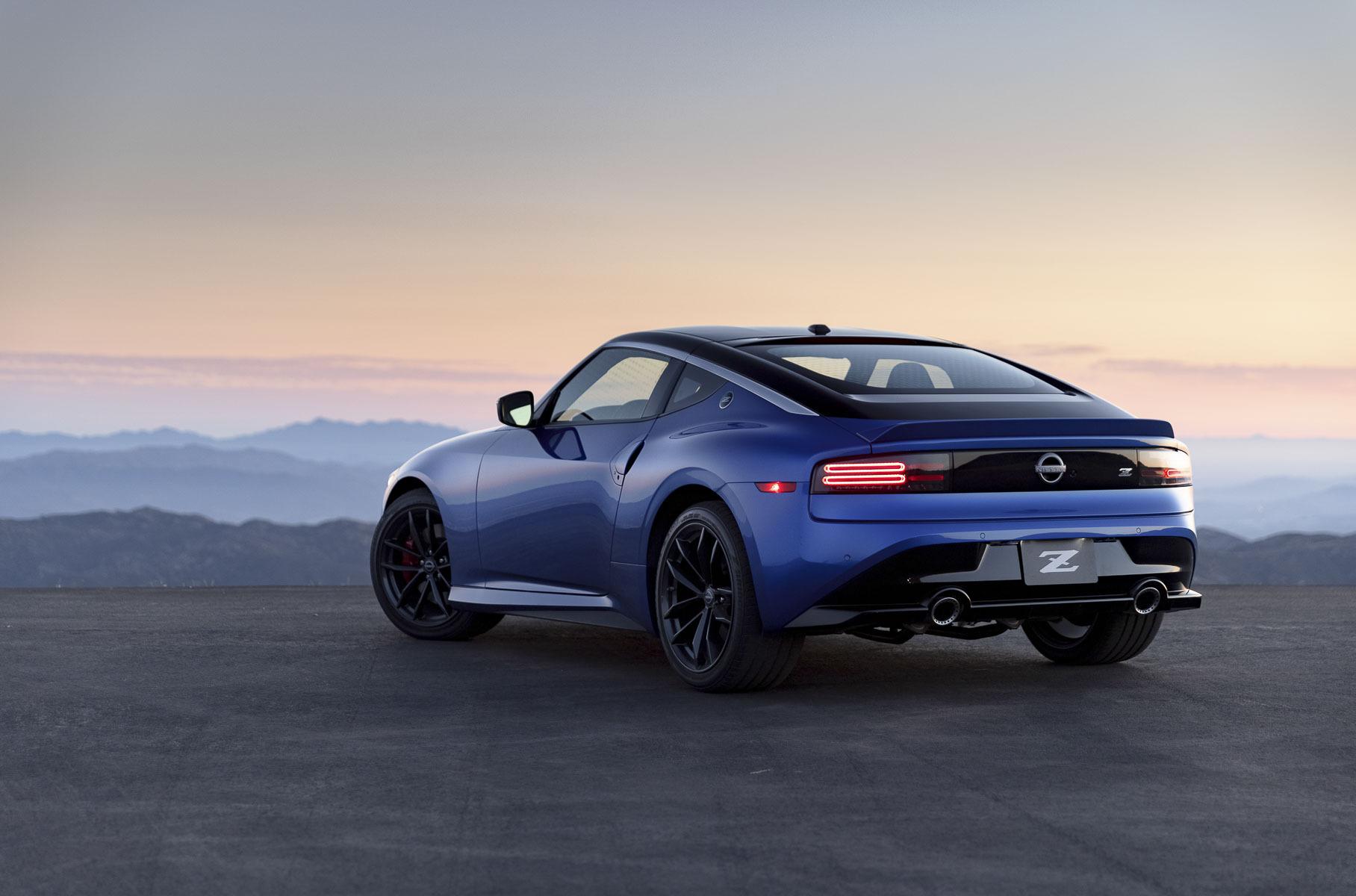 Новое спорткупе Nissan Z: раскрыты характеристики и стоимость