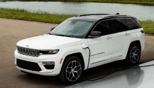 Раскрыта дата премьеры нового Jeep Grand Cherokee