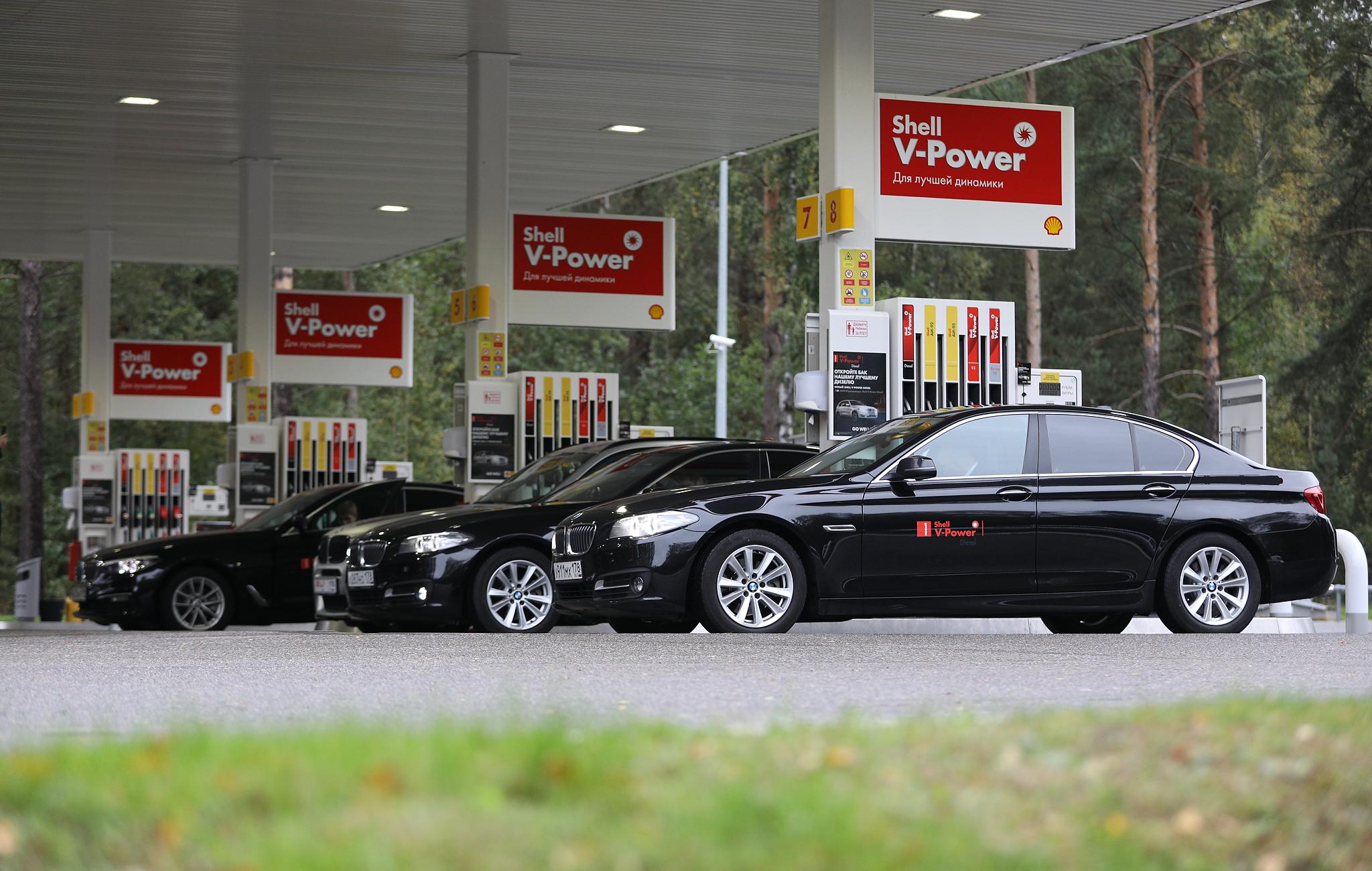 АЗС SHELL предлагает оплачивать топливо через СБП