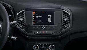 Новая магнитола Lada EnjoY теперь доступна и на Xray