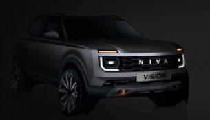 Главный дизайнер «АвтоВАЗа» рассказал о «Ниве» нового поколения
